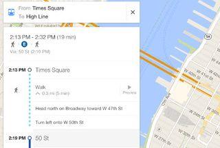 New google maps 2.0 app