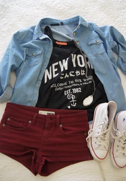 Cute laid back outfit | Laid out | Pinterest | The shorts Laid back outfits and Style