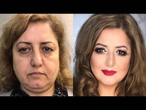 Top 5 Makeup For Older Women 2017 #2 - YouTube