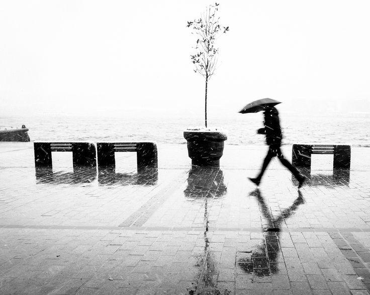 Decesive Momentum - Karakoy Istanbul 2016