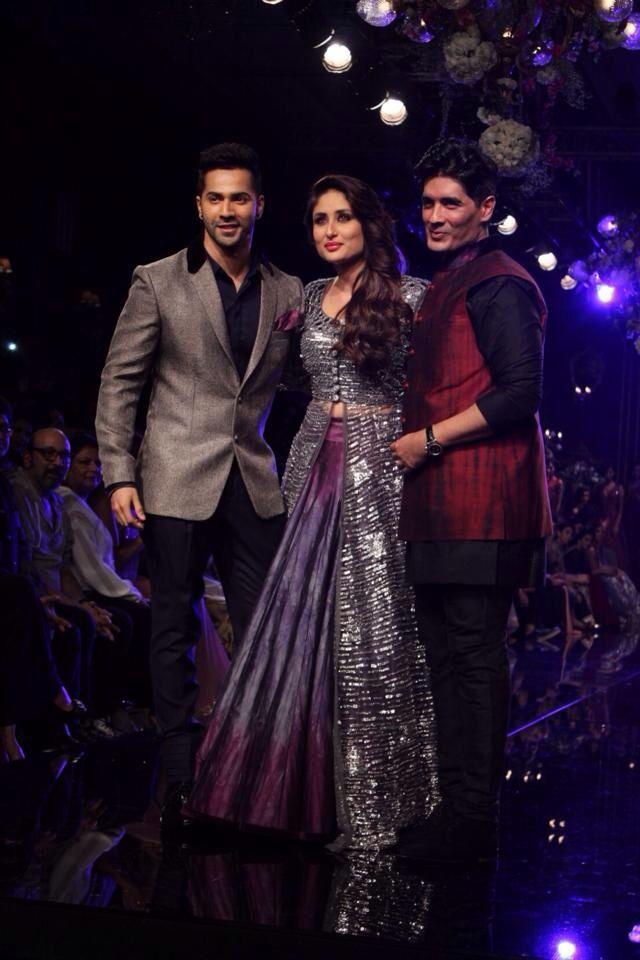 Manish mahlotra & karina &Varuna