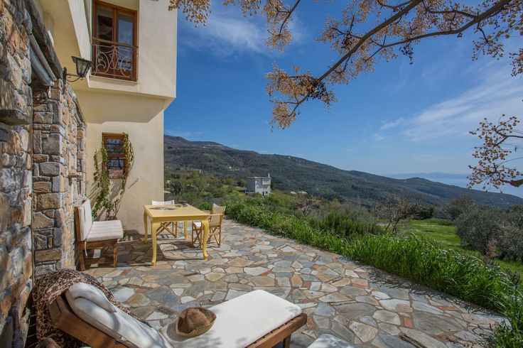 ARTistic house @ PELION | view, pingpong, billiard - Houses for Rent in Portaria, Thessalia Sterea Ellada, Greece