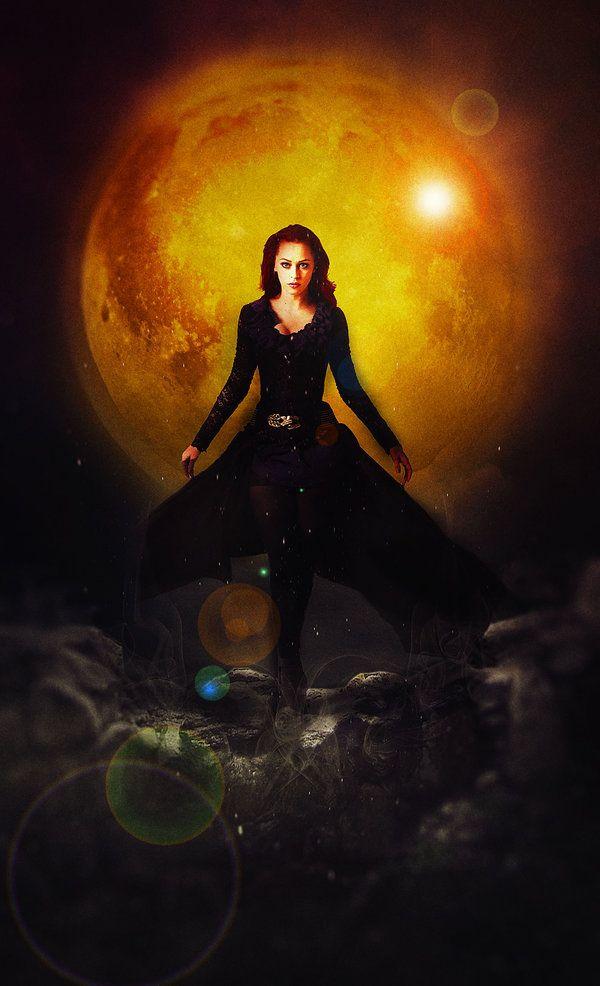 Moon Girl by onurado