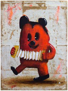 Robert Romanowicz illustration: Nicky