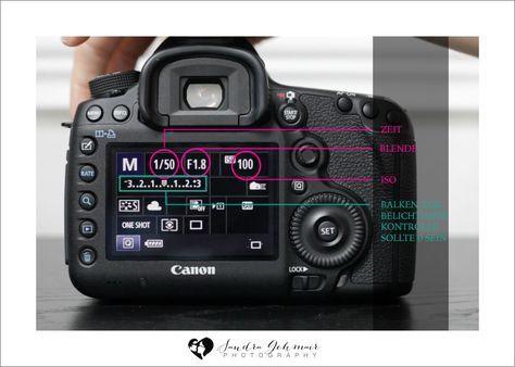 Wer manuell fotografieren lernen möchte sollte diesen Beitrag lesen. Tips für …