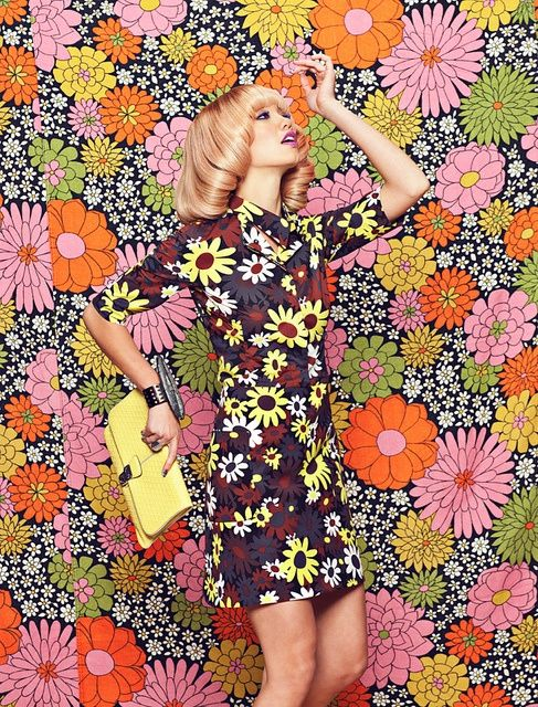 1960s  Repinned by www.fashion.net