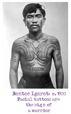 History of Filipino Tattoos: Tattooed Mummies, Rites ofPassage - Jinxi Boo - Jinxi Boo