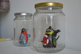 toys  acrilico su pasta sintetica    surrealismo pop