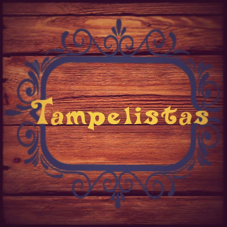 Really love what Tampelistas is doing on Etsy.