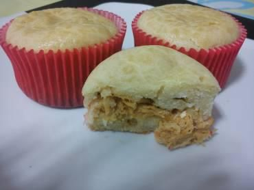 Gastronomia Brasil: CupCake Salgado