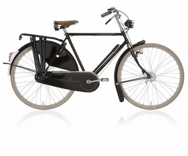 Gazelle - Toer Populair  - Opa Fietz (Grandpa Bike)  The Dutch know how to make a bike!