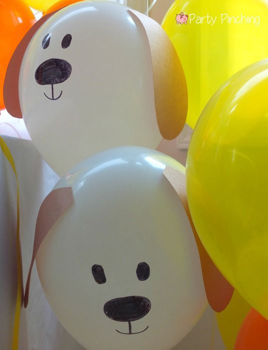 Puppy party ideas, dog theme party, summer party, balloon time, beagle freedom project, dog cookies, cute dog cake, party for dogs. Learn more. #doglover #parties #dogs