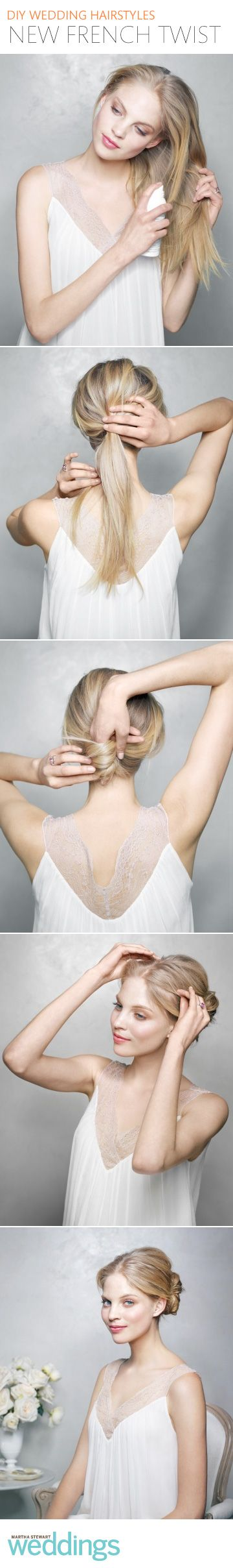 76 best Wedding Updo Hairstyles images on Pinterest | Wedding hair ...
