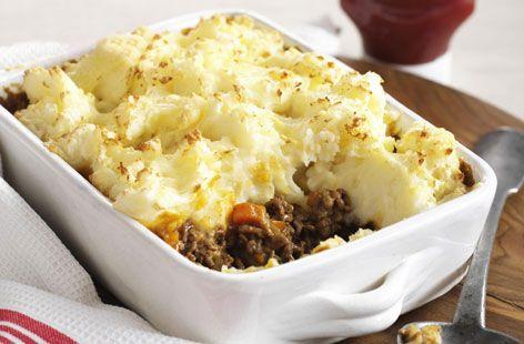 Heinz secret ingredient recipes: Cottage pie - Tesco Real Food