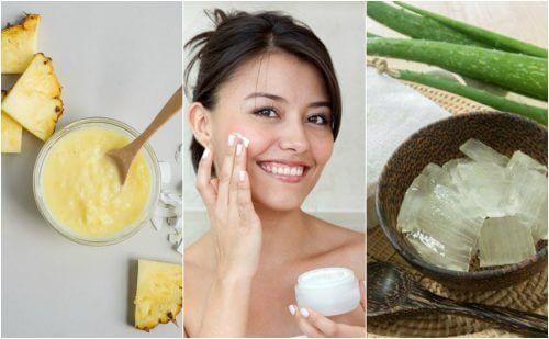 Oggi vogliamo condividere con voi 5 interessanti trattamenti per prendervi cura della vostra pelle senza spendere troppo.