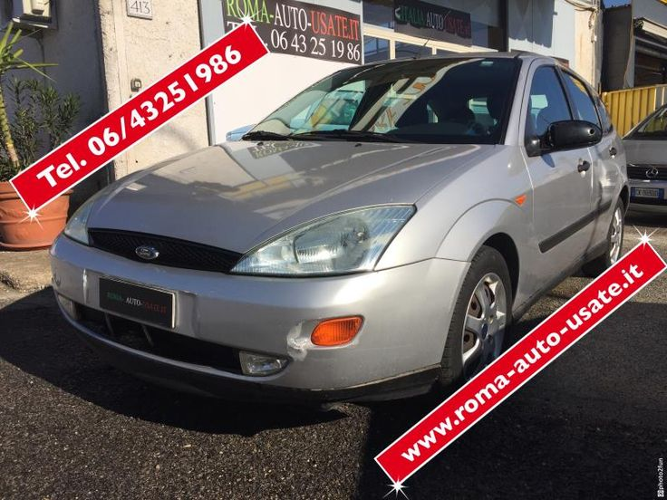 FORD FOCUS 1.6 16V 5P. AMBIENTE € 990'00