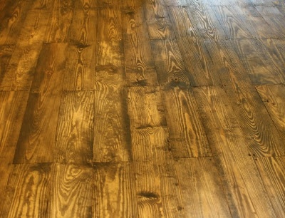 Make Your Own Flooring With 1x6 Pine Beautiful Pine