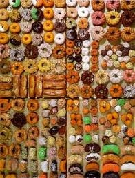 Tons of different types of donuts!!