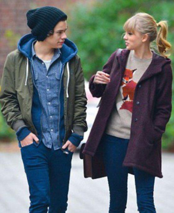 Lihat disini, aku temukan sesuatu yang menarik!. Diputus, Taylor Swift Curiga Harry Styles Selingkuh, coba lihat!