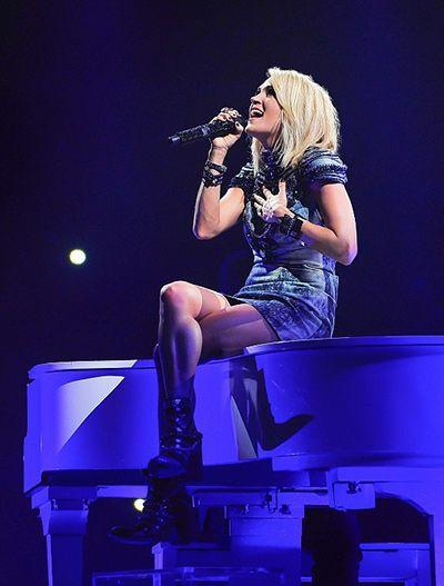 Carrie Underwood Extends Storyteller Tour