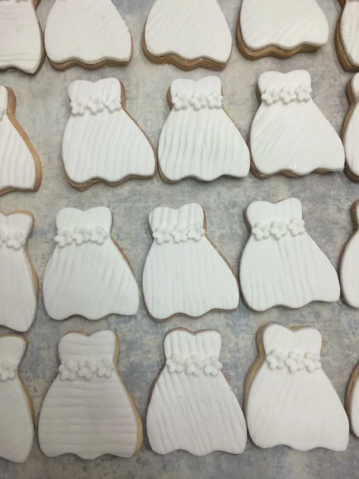 BRIDE COOKIES!