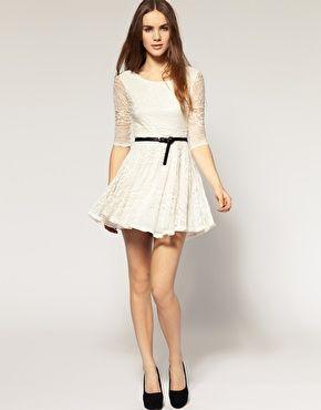 Scarlett o hara white dress for bachelorette