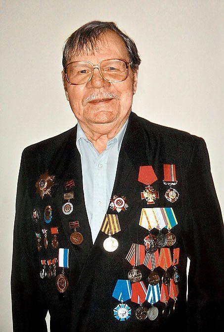 участники Великой Отечественной Войны: Михаил Пуговкин