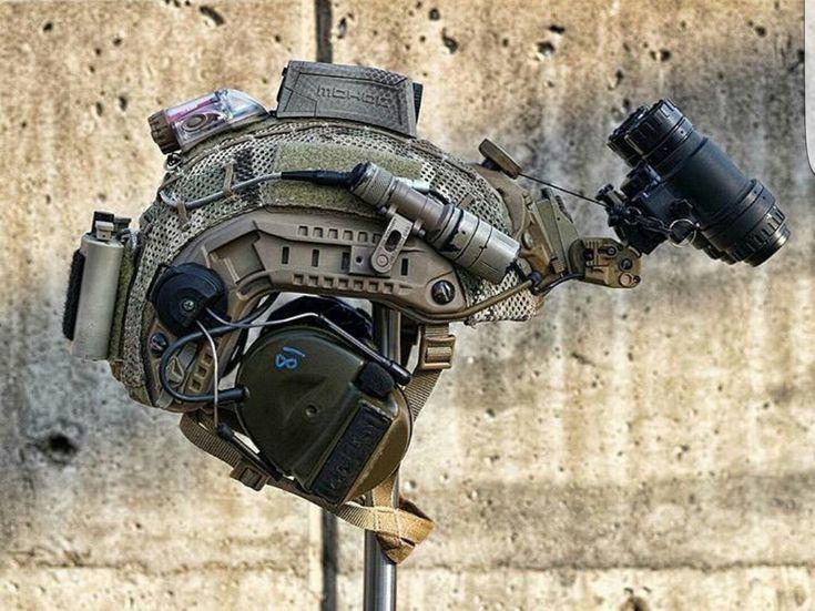 Spec Ops tactical helmet