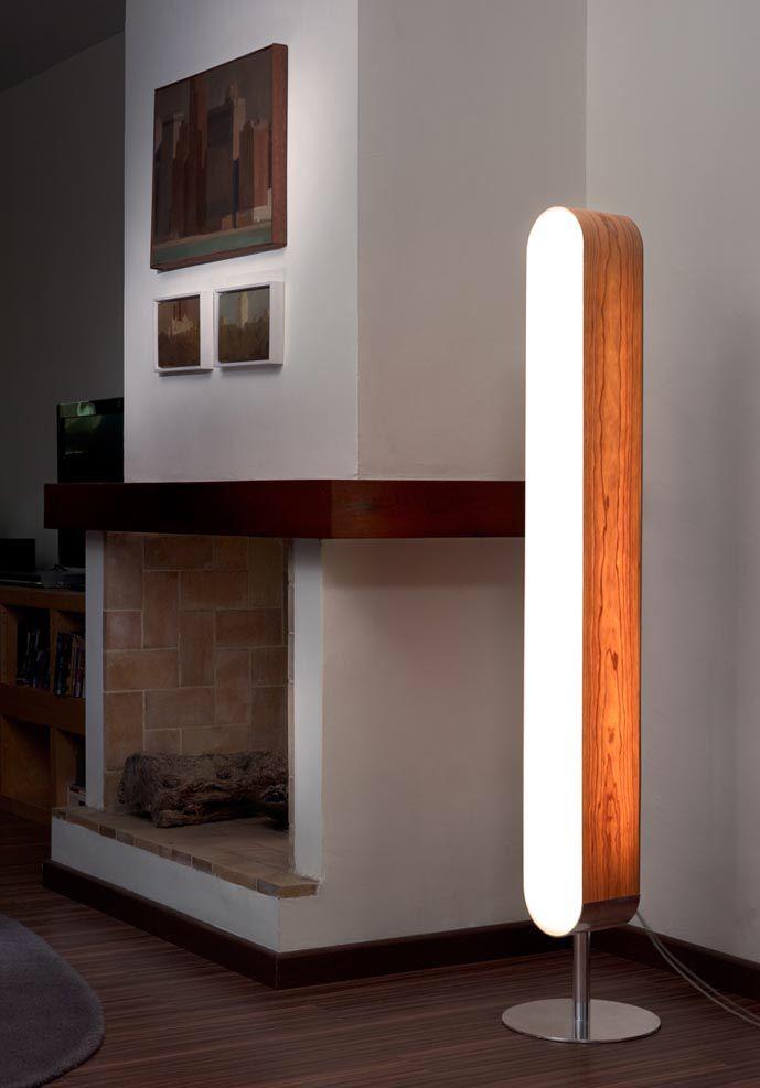 Stålampe i tre modell CLUB.  #lampe #stålampe #club #interior #interiør #interiørmirame #design #nettbutikk #interiormirame #interiørpånett
