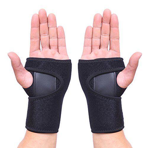 Wrist Brace Oodvj Wrist Support Removable splint Martial ...