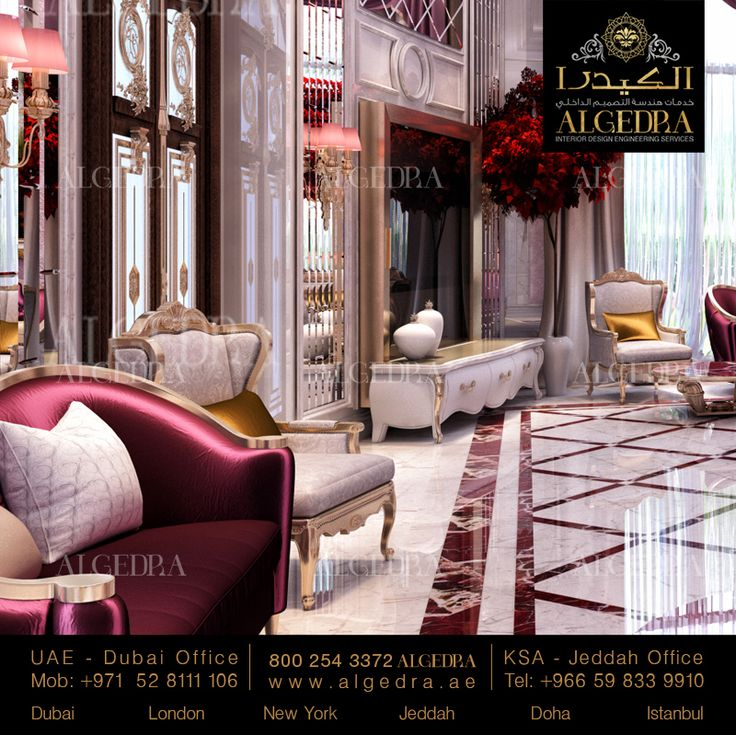 ALGEDRA Interior Design specializes in residential u0026