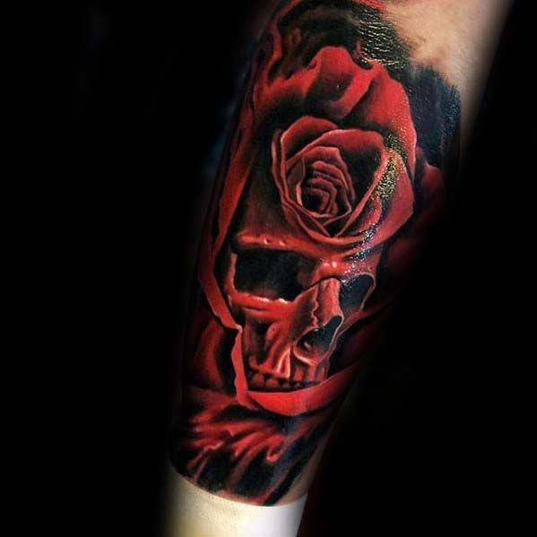 50 Badass Forearm Tattoos For Men Cool Masculine Design Ideas Tattoos For Guys Forearm Tattoo Men Rose Tattoos For Men