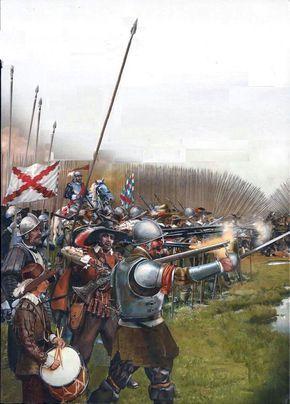 Tercio español durante la Guerra de los Treinta Años. http://www.elgrancapitan.org/foro/viewtopic.php?f=21&t=16835&p=881157#p880243