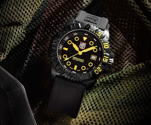 Watches By SJX: Introducing the Luminox Navy SEAL Colormark Nova (with  Pricing)