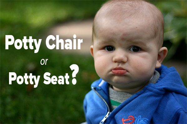 Potty training chairs or seat? Which are the best? Which are easier to clean? Which are more portable? Which do children prefer?... find out everything here.