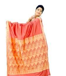 Buy Multicolor handloom silk sarees bengali-saree online