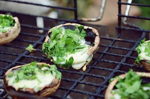 """Вегетарианский блиц-раунд в рамках темы """"Еда на костре"""""""