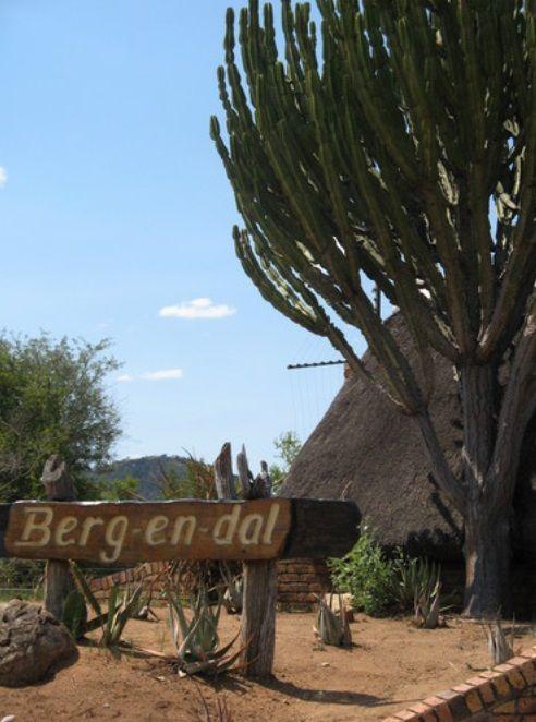 Berg en Dal Rest Camp - Kruger Park