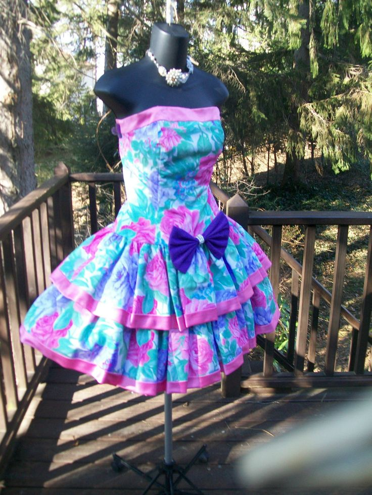 1000 ideas about 80s prom dresses on pinterest 1980s for 80s prom decoration ideas