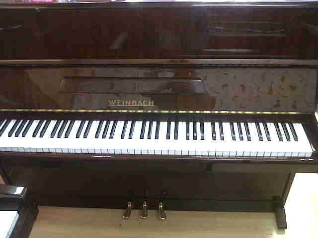 Weinbach Piano 0812.938.0852/0816.111.5220 021.9964.3383/021.452.0115