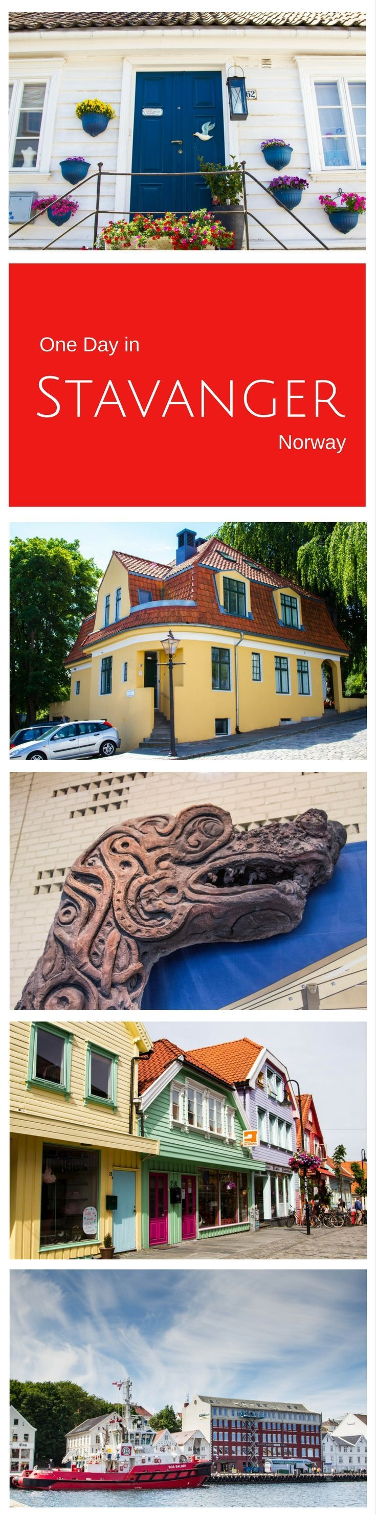 Stavanger is a gorgeous little city along the western coast of Norway. There is plenty to do. We've outlined some of our favorites.