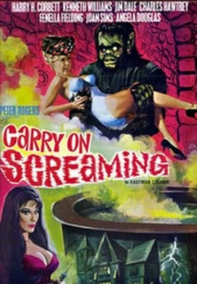 Carry On Screaming!  - FULL MOVIE - Watch Free Full Movies Online: click and SUBSCRIBE Anton Pictures  FULL MOVIE LIST: www.YouTube.com/AntonPictures - George Anton -   The sinister Dr Watt has an evil scheme going. He's kidnapping beautiful young women and turning them into mannequins to sell to local stores. Fortunately for Dr Watt, Detective-Sergeant Bung is on the case, and he doesn't have a clue! In this send up of the Hammer Horror movies, there are send-ups of...