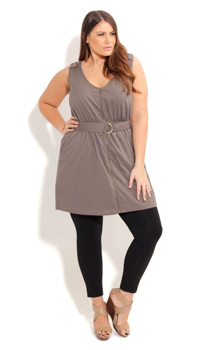 Plus size clothing too often has a dated appearance, lacking the stylishness and detail that appeal to younger generations. Price can be an issue, too—plus size clothing is often more expensive, making it difficult to create a diverse wardrobe.