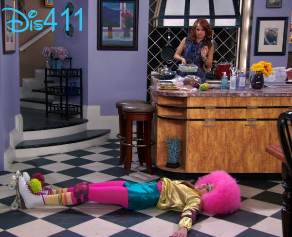 """""""Jessie"""" Episode """"Kids Don't Wanna Be Shunned"""" Airs On Disney Channel April 26, 2013"""