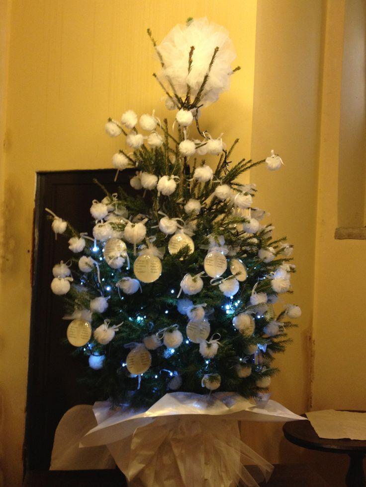 Albero di Natale come tableau