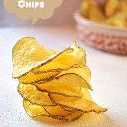 potato chips light
