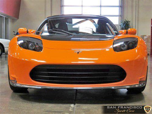 Tesla Roadster For Sale Hemmings Motor News Tesla Roadster Roadsters Tesla