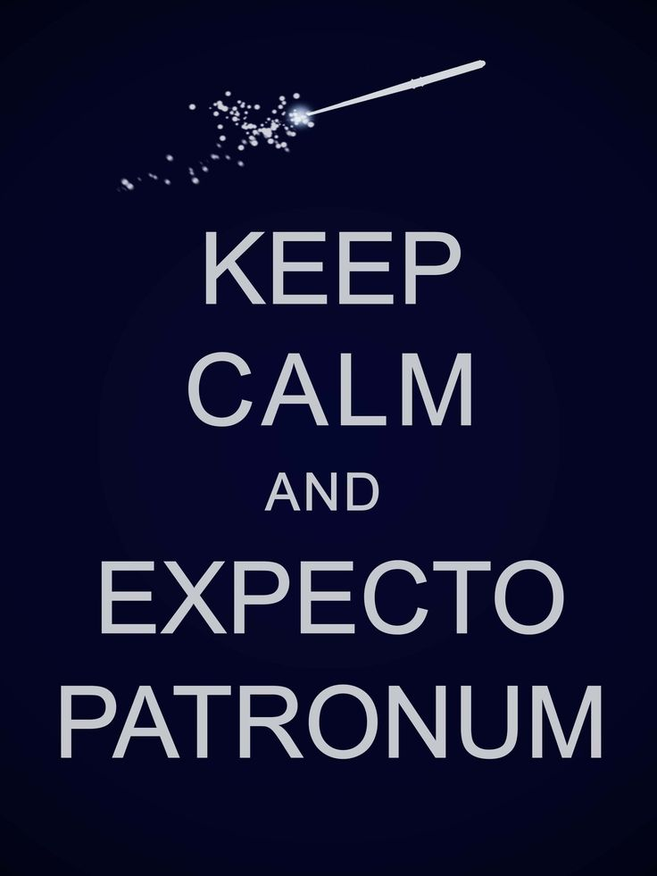 Mmm :-) http://www.etsy.com/listing/62046961/keep-calm-expecto-patronum?ref=sr_list_16_search_submit=_search_query=harry+potter_noautofacet=1_search_type=handmade_facet=handmade%2Fart