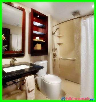 Pentingnya Memperhatikan Desain Interior Kamar Mandi - http://www.bikinrumah.net/15559/desain-interior-kamar-mandi/