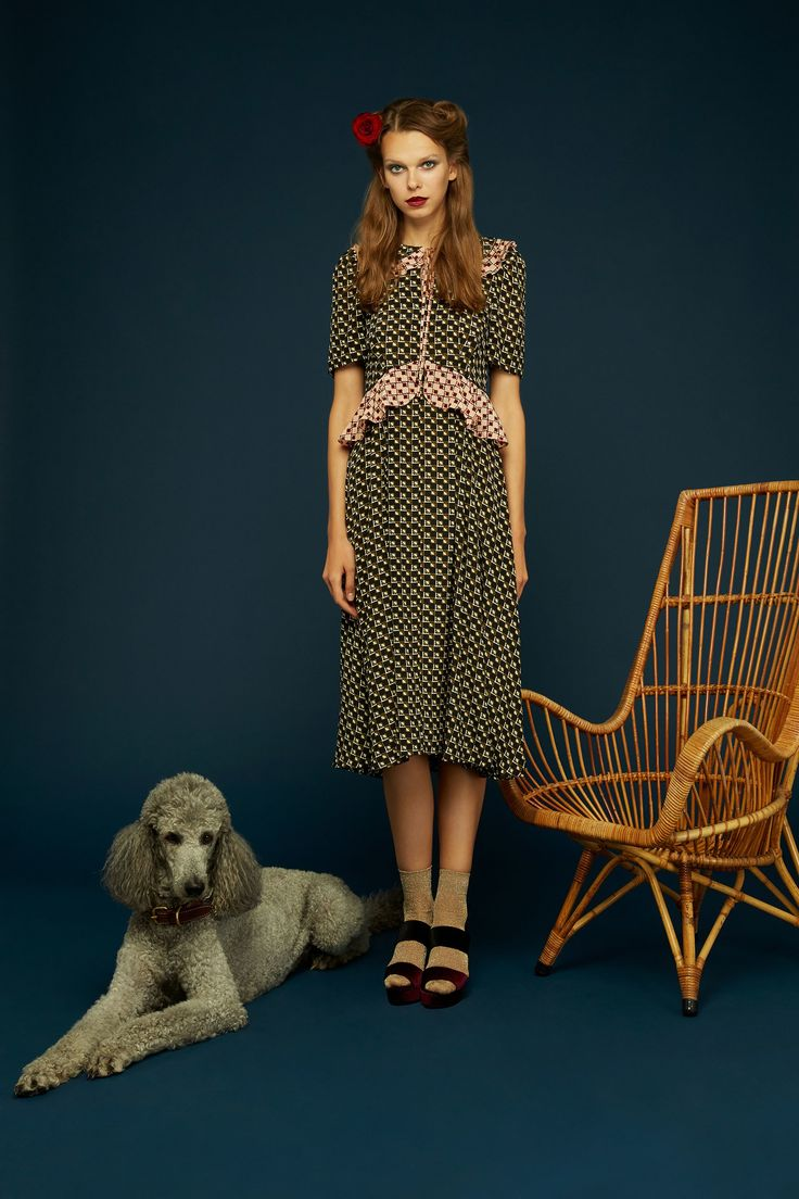 Orla Kiely Spring 2018 Ready-to-Wear Collection Photos - Vogue